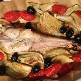 Roasted Monkfish Recipes.