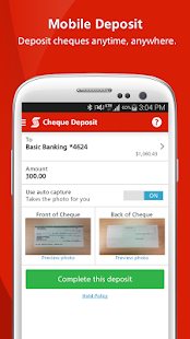 Scotiabank Mobile Banking- screenshot thumbnail