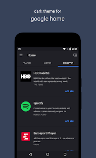 A Swift Dark Substratum Theme Screenshot