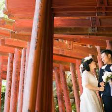 Wedding photographer Kenichi Morinaga (morinaga). Photo of 24.02.2018