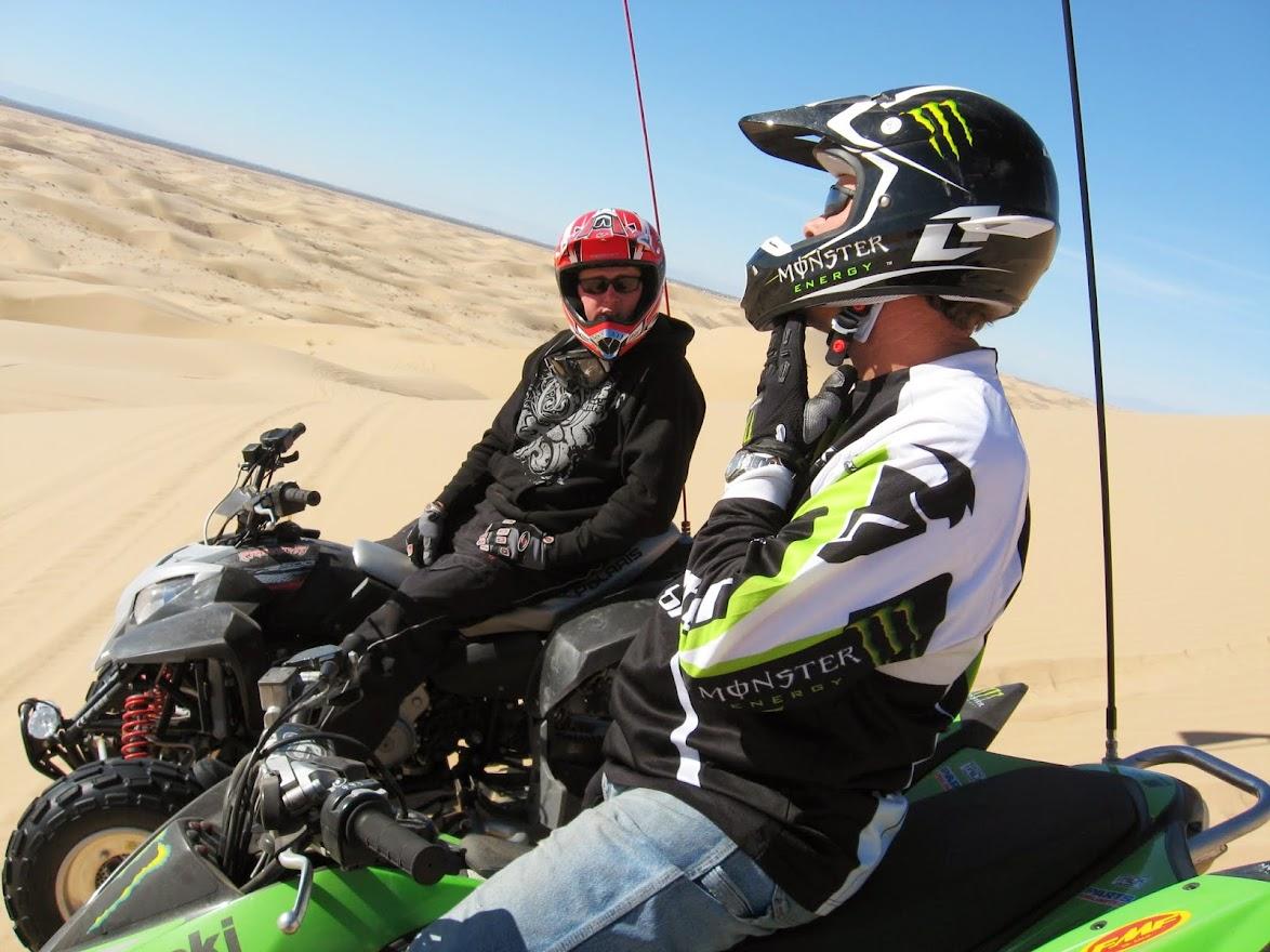 Imperial Sand Dunes (Glamis) California