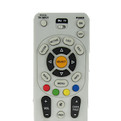 Remote for Direct TV Colombia