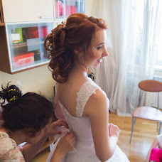 Wedding photographer Tatyana Burkova (burkova). Photo of 06.06.2016