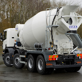 Puzzles Scania P Series Mixer