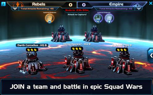 Star Wars™: Commander Screenshot 1