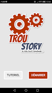 TrouStory Capture d'écran
