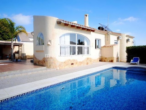 Altea Detached Villa: Altea Detached Villa for sale