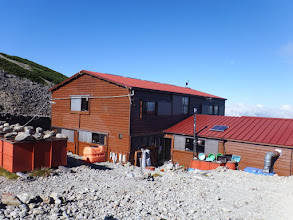 南岳小屋2