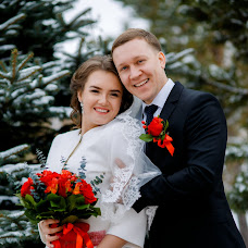 Wedding photographer Aleksey Simonov (simonov). Photo of 04.01.2017