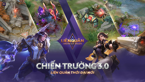 Garena Liu00ean Quu00e2n Mobile 1.30.2.3 screenshots 1