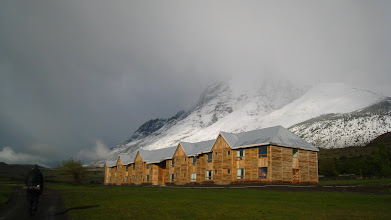 Photo: Another lodge in Patagonia
