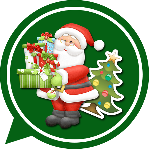 Christmas Wastickerapp Sticker For Whatsapp Apps Bei
