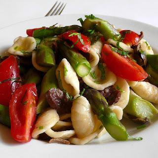Spring Orecchiette Salad.
