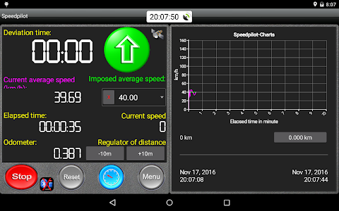 Speedpilot Pro screenshot 4