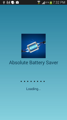 Absolute Battery Saver