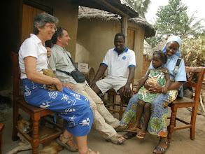 Photo: Rencontre :Sabiba chez lui à Baga