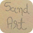 Sand Art - Creative Doodle Sketch Drawing Pad