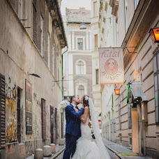 Wedding photographer Dávid Moór (moordavid). Photo of 21.11.2016
