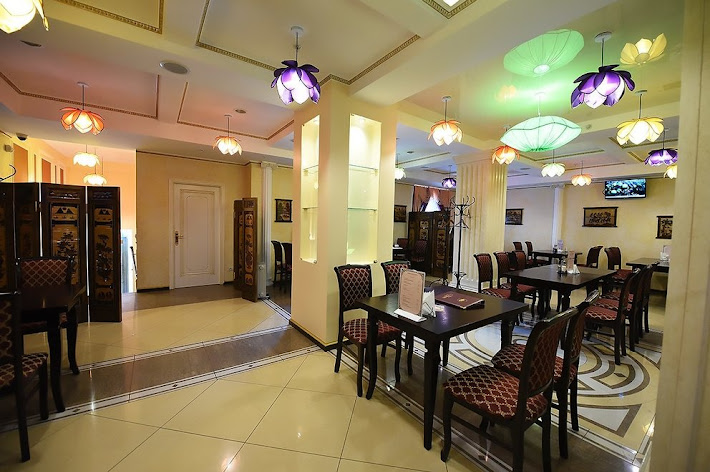Фото №2 зала Зал ресторана