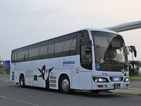 西鉄高速バス「桜島号」 4012