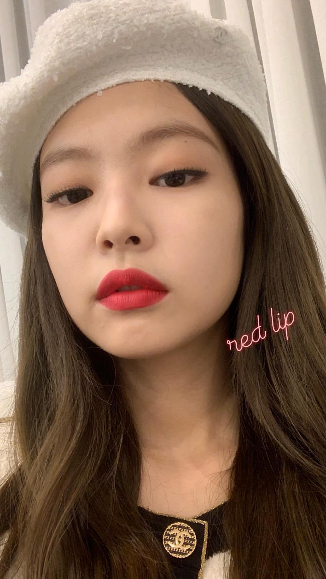 4-BLACKPINK-Jennie-Instagram-Story-13-November-2018