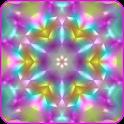 Shiny Color Live Wallpaper icon