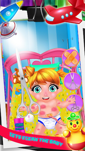 Newborn  Baby -  Mommy  Games  screenshots 11