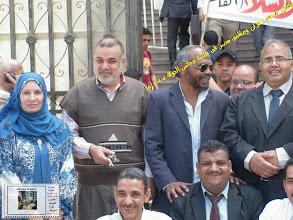 Photo: جلسة مجلس الدولة4/4/2013 لحل نقابة  المعلمين