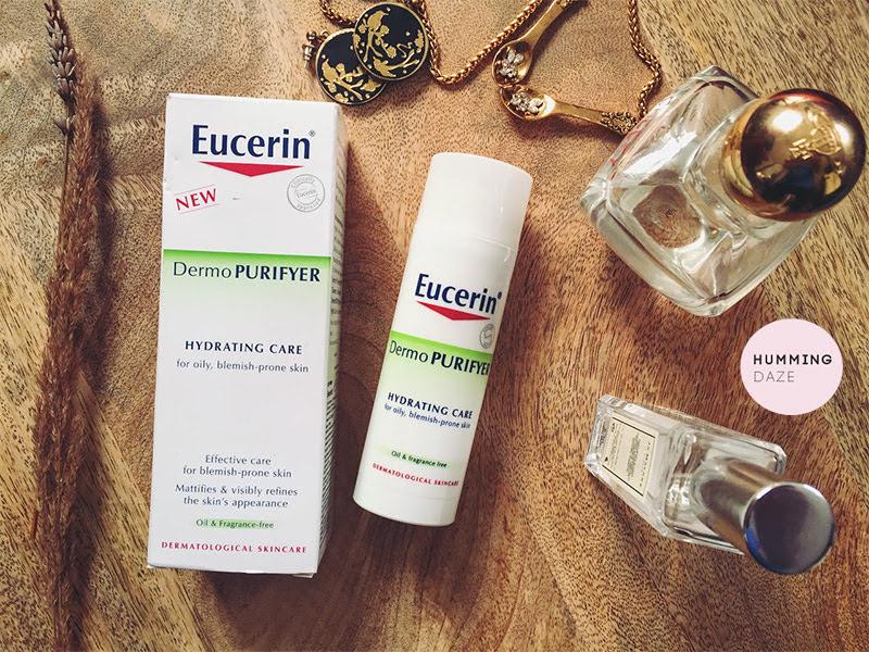 Eucerin Dermo Purifyer Hydrating Care