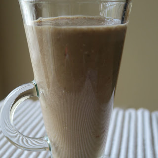 Frozen Banana Coffee Smoothie