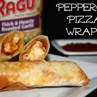 Pepperoni Wrap Recipes.