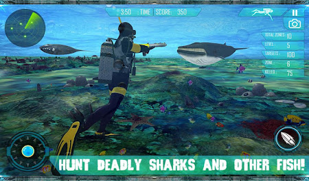 Spear Fishing Scuba Deep Dive 1.0.3 screenshot 928412