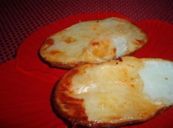 Half Baked Potato Recipe