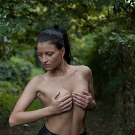 by Máté Csöbönyei - Nudes & Boudoir Artistic Nude