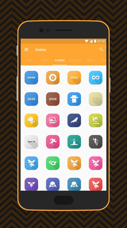 Toca UI - Icon Pack Screenshot 7