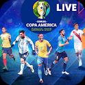 Live - Copa America 2019 Brazil icon