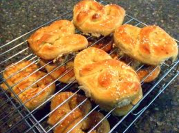 Papa Drexler's Bavarian Soft Pretzels Recipe