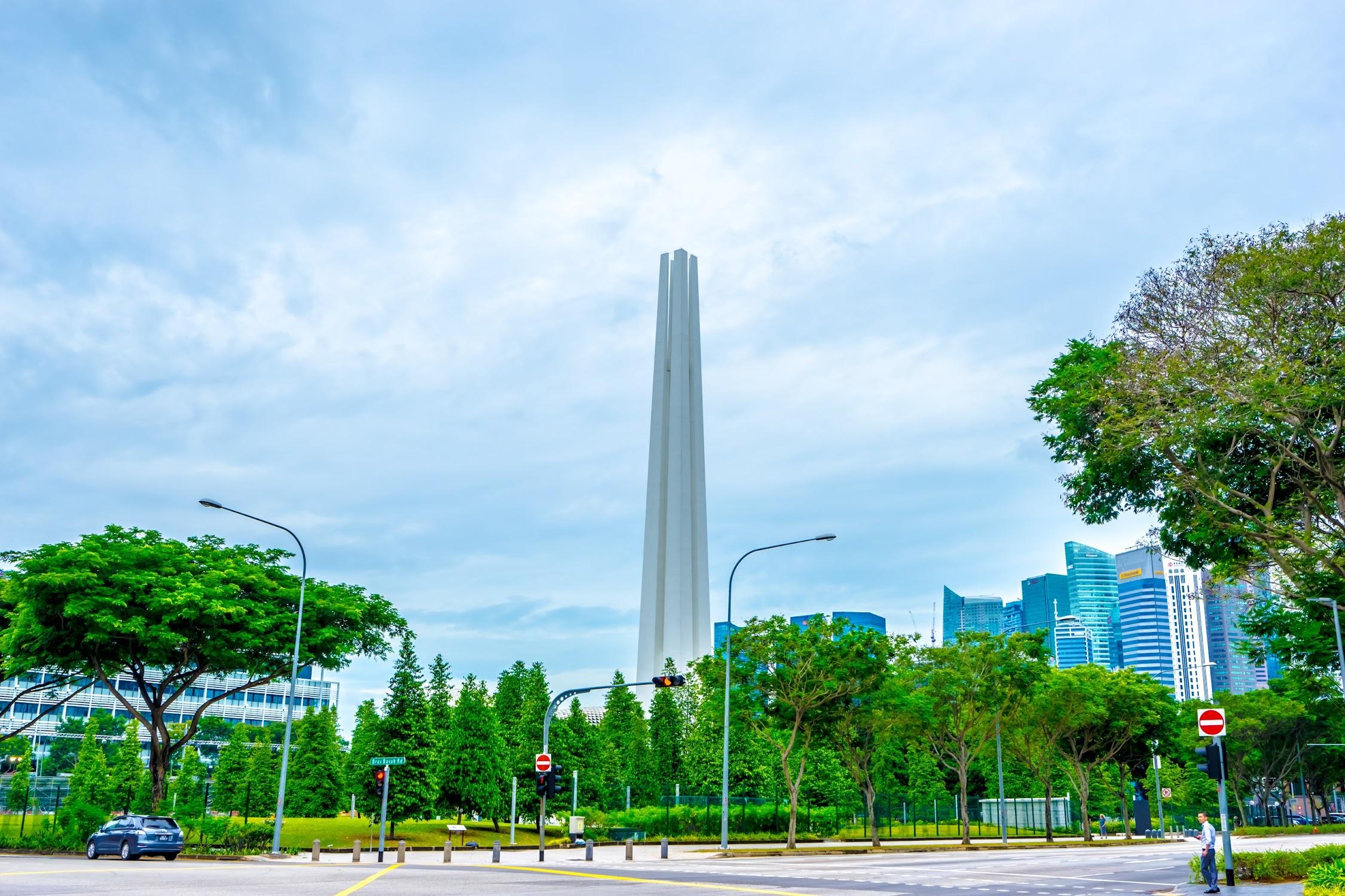 シンガポール 市民戦没者記念碑