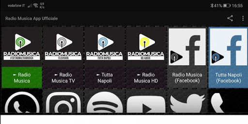 Radio Musica App Ufficiale 19.7.1 screenshots 2