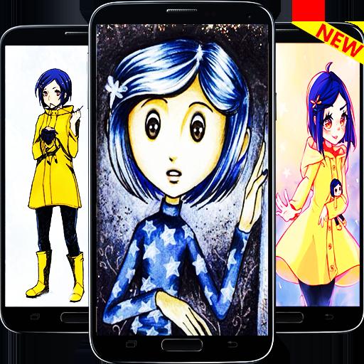 Coraline Hd Wallpaper New Latest Version Apk Download Malinya Wallpaper Coralines Apk Free