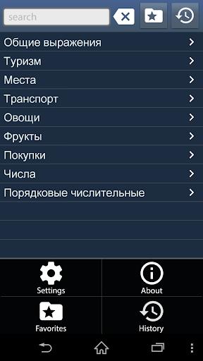 Молдавский разговорник