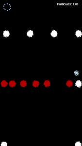 Particle Fall screenshot 2