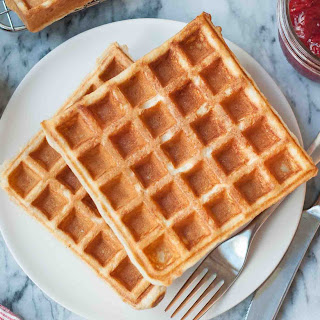 Waffle No Vegetable Oil Recipes