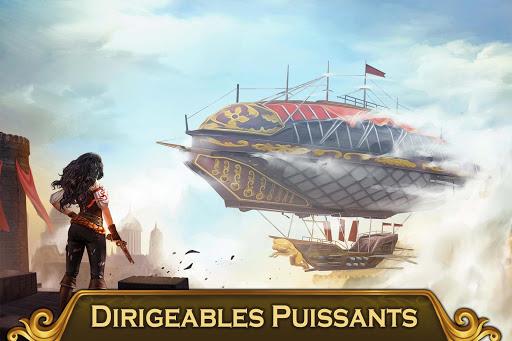 Code Triche Guns of Glory: bâtis une armée épique et un empire apk mod screenshots 5