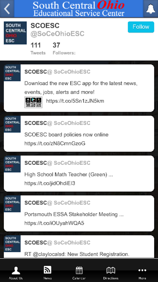 South Central Ohio ESC- screenshot