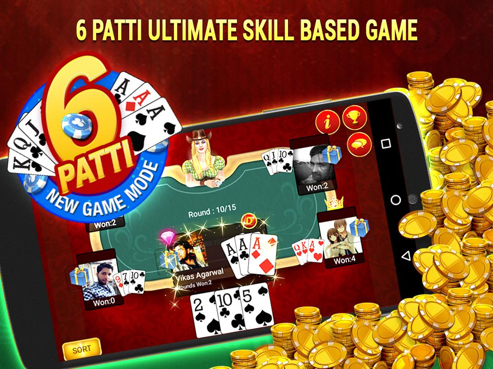 Teen Patti - Indian Poker- screenshot