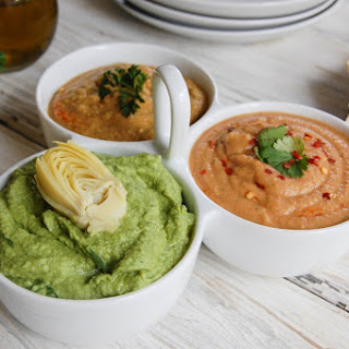 Trio of Dips