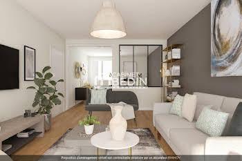 Appartement 4 pièces 64,8 m2