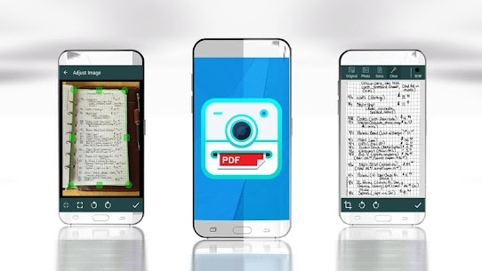 ScannerCam – Camera Scanner To Pdf Apk Download For Android 5