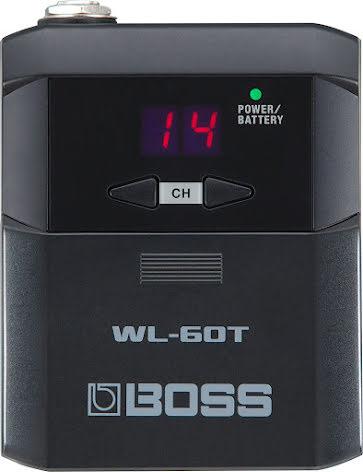 BOSS WL-60T Guitar Wireless Transmitter